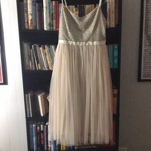 Gorgeous needle & thread dress NWT